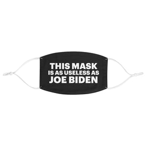 As Useless as Joe Biden Mask
