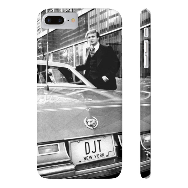 Young DJT Phone Case