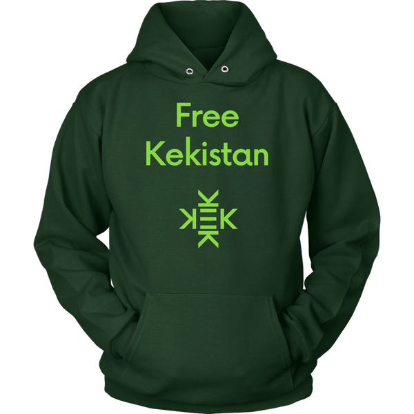 Free Kekistan - THE MAGA SHOP