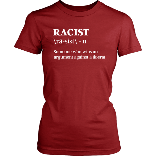 Racist Defintion - THE MAGA SHOP