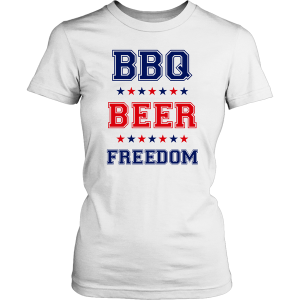 BBQ BEER FREEDOM