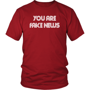 You Are Fake News - THE MAGA SHOP