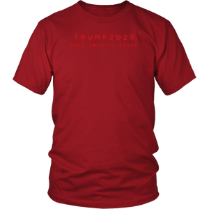 Trump 2020 Keep America Great Tee - THE MAGA SHOP