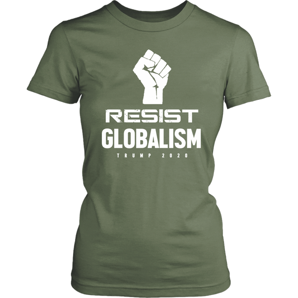 Resist Globalism - THE MAGA SHOP