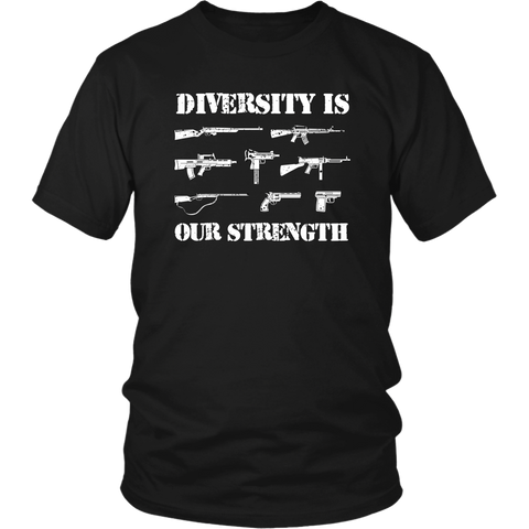 Diversity is our Strength