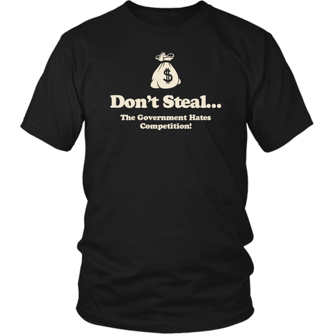 Don't Steal