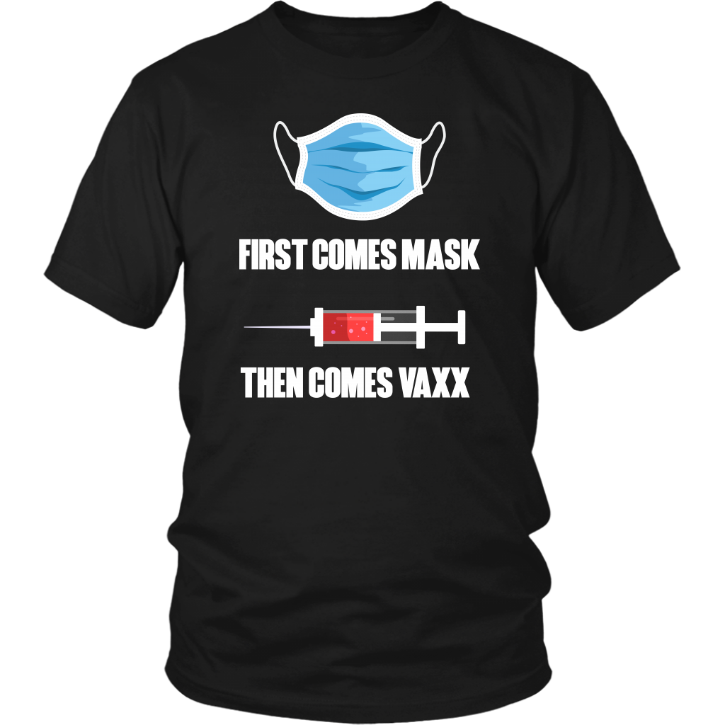Mask Then Vaxx