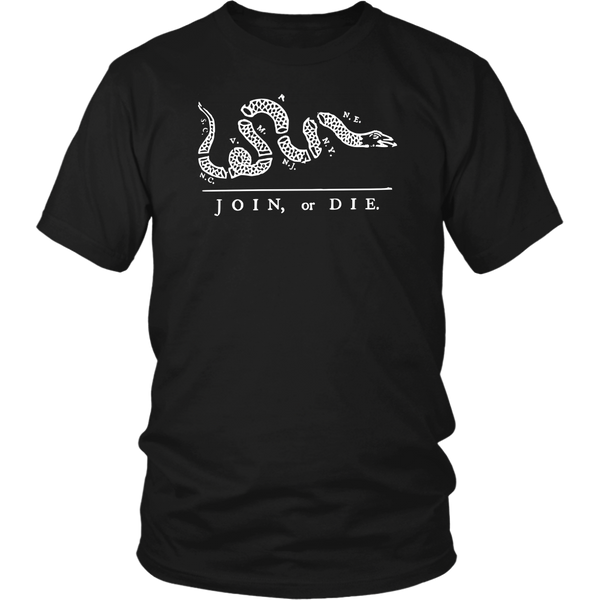 Join or Die - THE MAGA SHOP