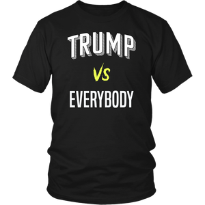 Trump VS Everybody