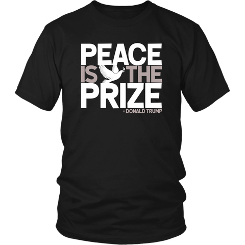Peace is the Prize