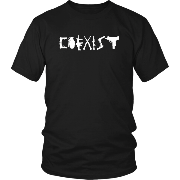 COEXIST - THE MAGA SHOP