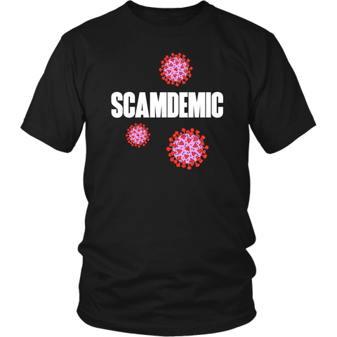 SCAMDEMIC