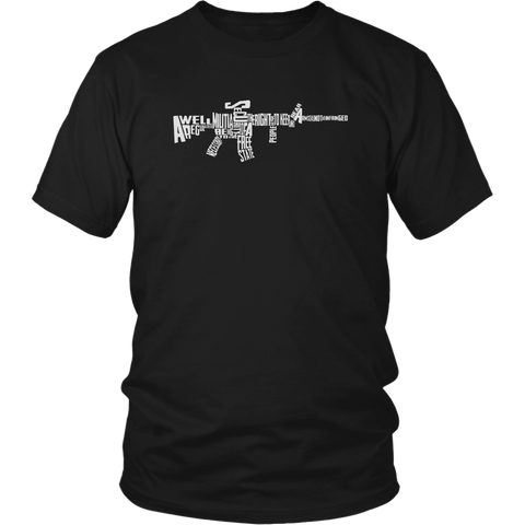 Well Regulated Militia - THE MAGA SHOP