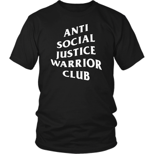 Anti Social Justice Warrior Club