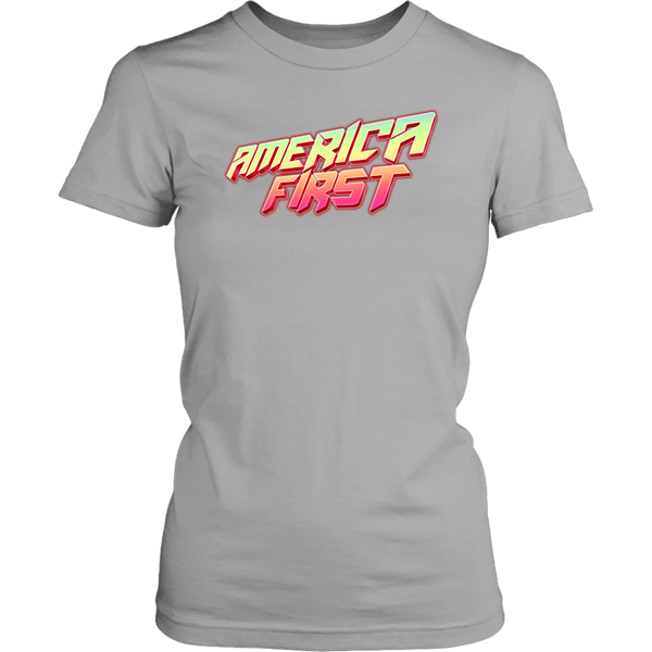 America First Retro - THE MAGA SHOP