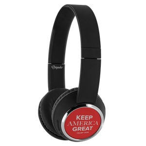 Keep America Great Wireless Headphones - THE MAGA SHOP