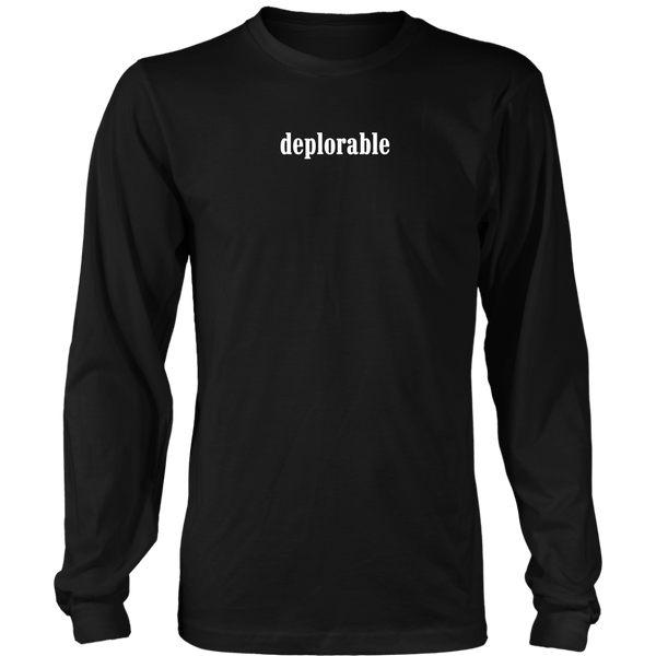 Deplorable Minimal