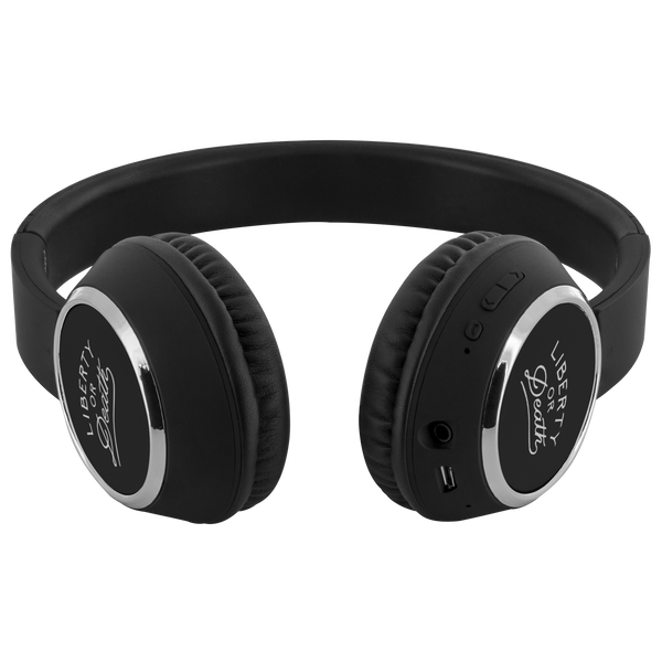 Liberty or Death Wireless Headphones