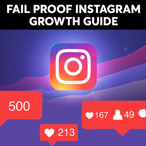Instagram Growth Guide - THE MAGA SHOP