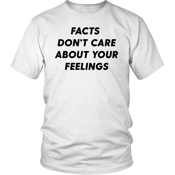 Facts > Feelings - THE MAGA SHOP