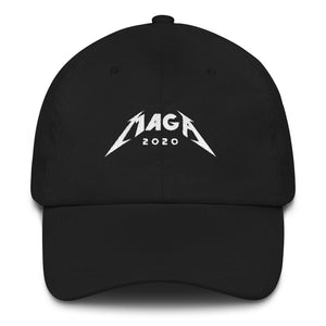 MAGA 2020 Dad hat (Metallica Parody)