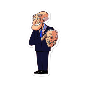 Biden Herbert the Pervert Sticker