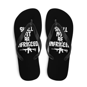 Shall Not Be Infringed Sandals