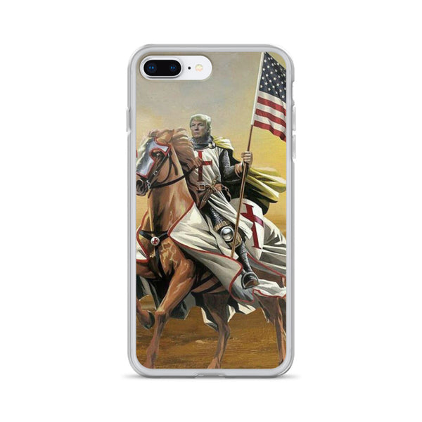 Trump Save the West iPhone Case - THE MAGA SHOP
