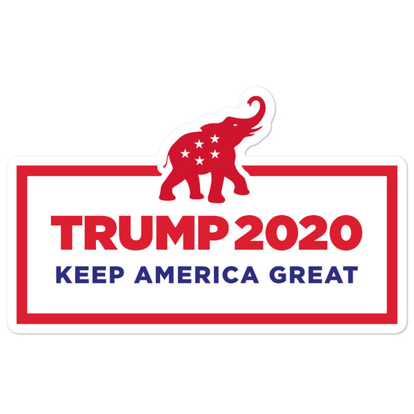 RNC Logo | Trump 2020 KAG Sticker
