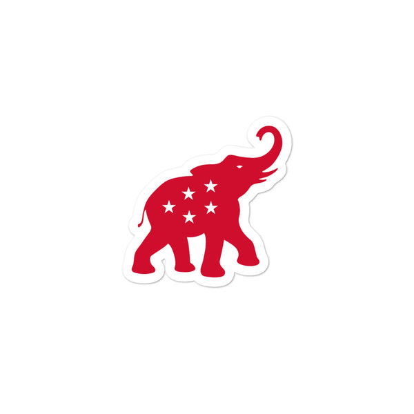 2020 GOP Elephant Sticker