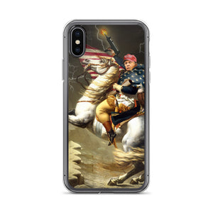 Trump MAGA Horse iPhone Case