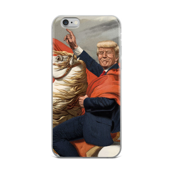 Trump Warrior iPhone Case - THE MAGA SHOP