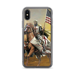 Trump Save the West iPhone Case