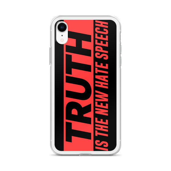 Truth is the New Hate Speech iPhone Case