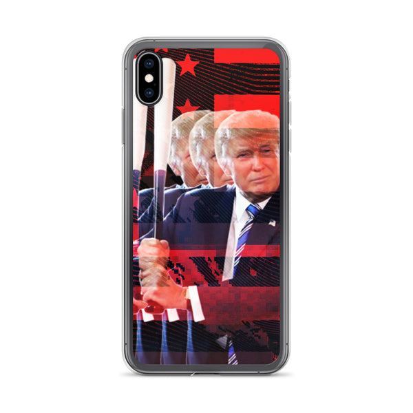 Trump Batter iPhone Case