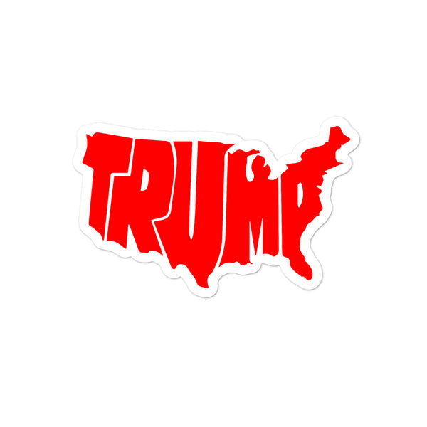 Trump Country Sticker