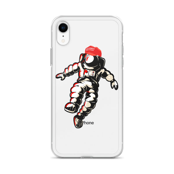 Space Force MAGAnaut iPhone Case - THE MAGA SHOP