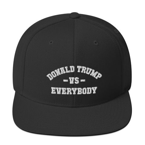 Donald Trump VS Everybody Snapback
