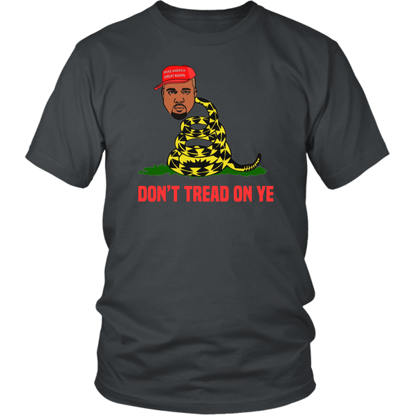 Don't Tread on Ye