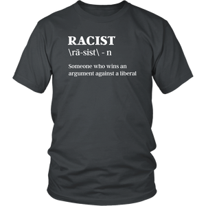 Racist Defintion