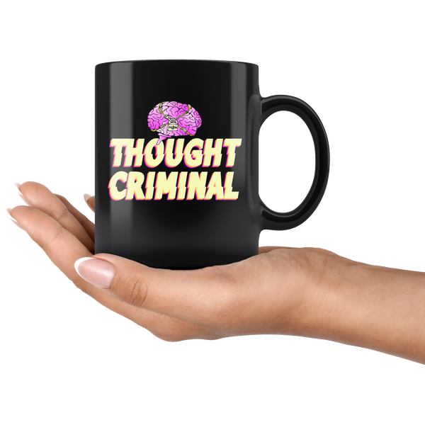 Thought Criminal Mug
