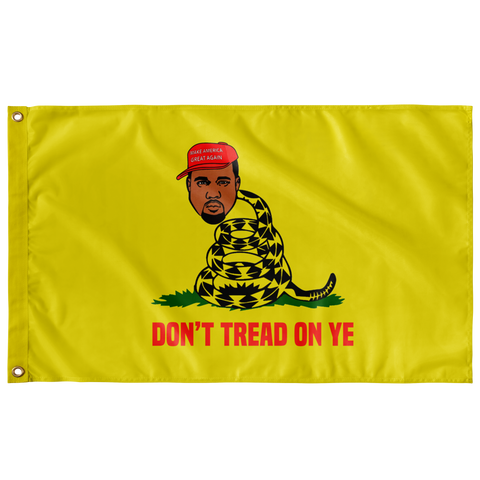 Don't Tread on Ye Flag
