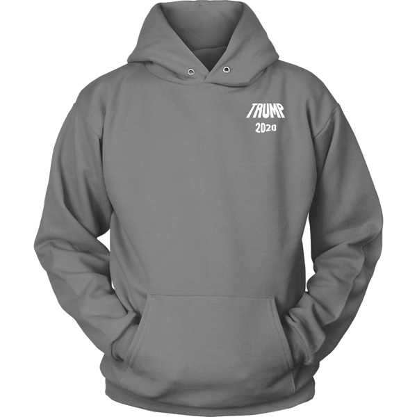Trump 2020 Tour Style Hoodie - THE MAGA SHOP