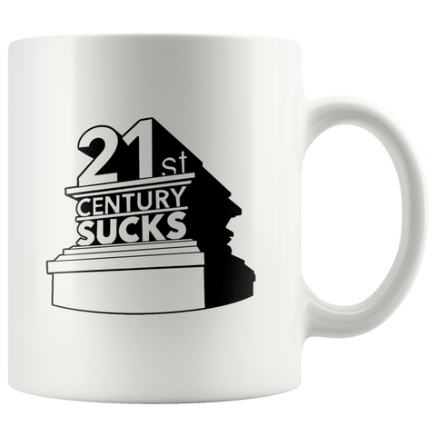 21st Century Sucks Mug