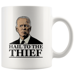 Hail to the Thief Mug