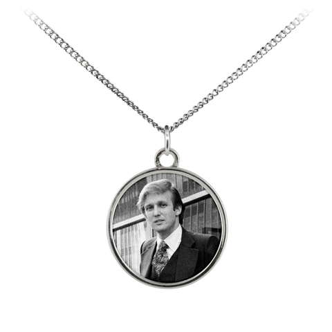 Young Trump Necklace