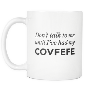 Covfefe Mug - THE MAGA SHOP