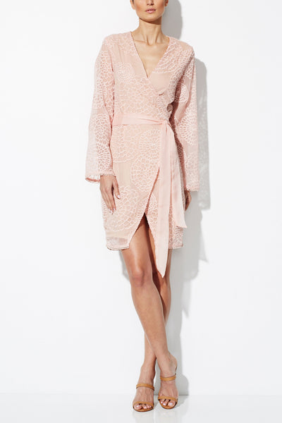 Juliet Wrap Dress - Shop Urbano
