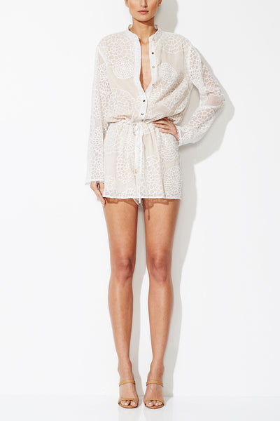 Juliet Playsuit - Shop Urbano