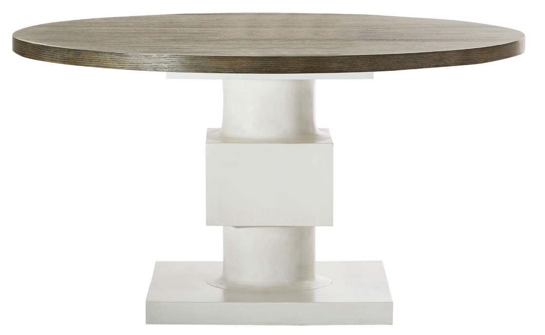 Avant-Garde Round Dining Table